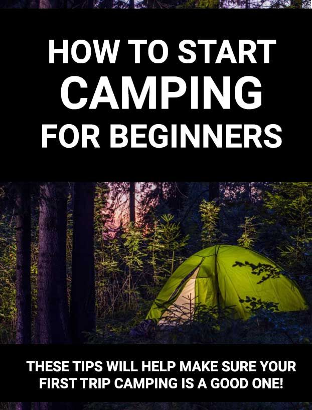 how to start camping for beginners